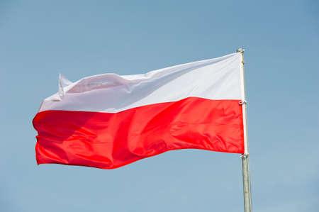 polish flag: Flag of Poland - Polish flag