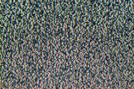 Analog TV CRT kinescope RGB noise  Texture - color TV screen - no signal Stock Photo - 20928360