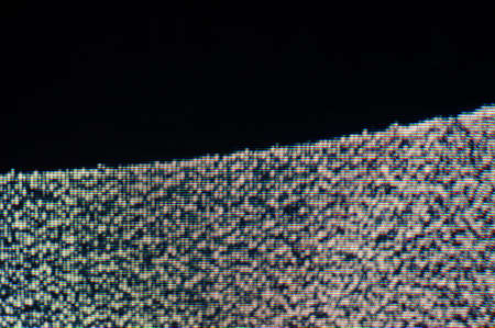 cathode ray tube: Analog TV CRT kinescope noise  Texture � desaturated color TV screen - no signal