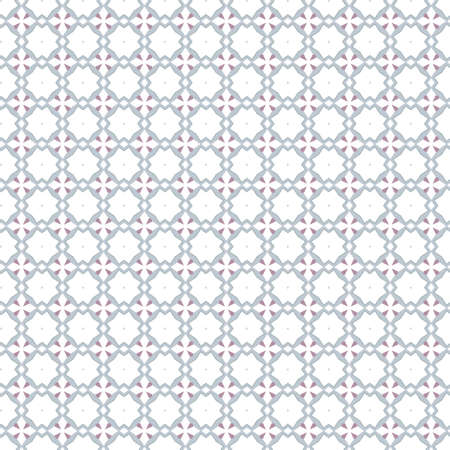 Seamless geometric ornamental vector pattern. Abstract background  イラスト・ベクター素材