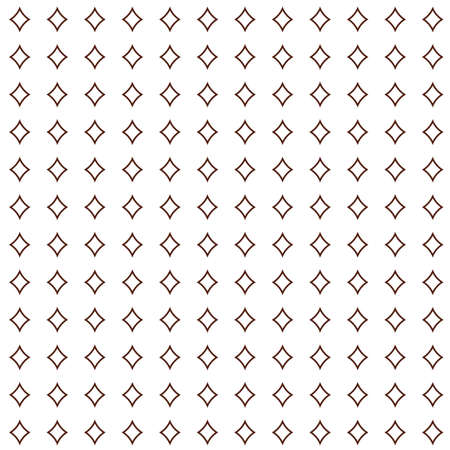 Modèle vectoriel ornement géométrique. Texture de conception sans couture. Vecteurs
