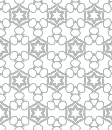 Abstract background texture in geometric ornamental style. Seamless design. Vector Illustratie
