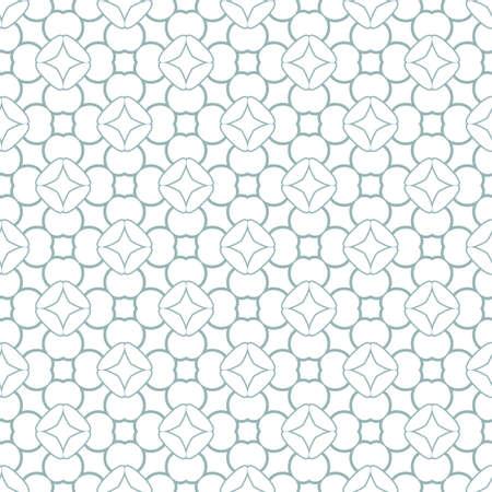 Abstrakte Hintergrundtextur im geometrischen Zierstil. Nahtloses Design.