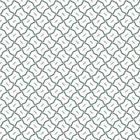 Seamless geometric ornamental vector pattern. Abstract background Banque d'images - 129854909