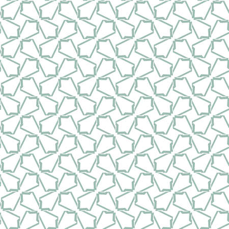 Abstract background texture in geometric ornamental style. Seamless design.