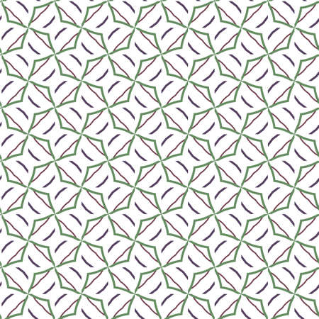 Abstract background texture in geometric ornamental style. Seamless design. Vecteurs