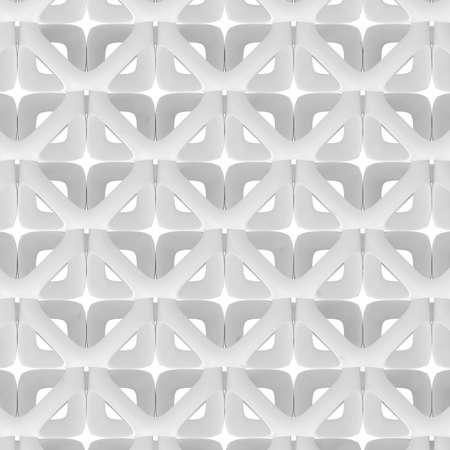 단색 기하학적 3D 텍스처, 원활한 장식 벽지 스톡 콘텐츠