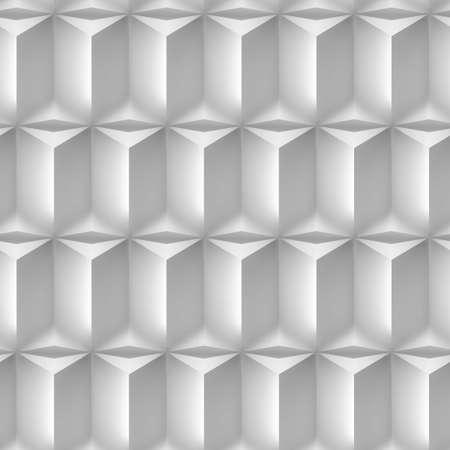 볼륨 흑백 큐브, 회색 큐브, 3 차원 기하학적 텍스쳐, 디자인 배경