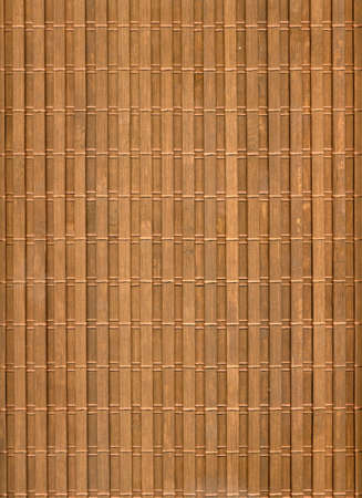 A section of bamboo