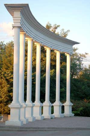 Columns Stock Photo - 8087610