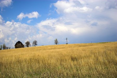 Countryside Stock Photo - 1208037