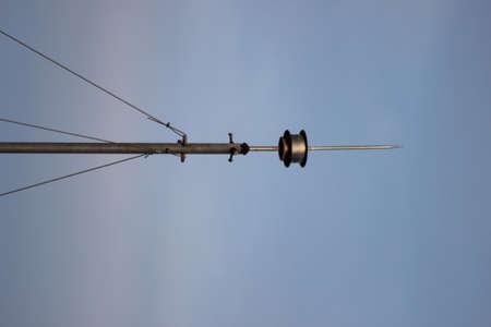 Î' Lightning rod