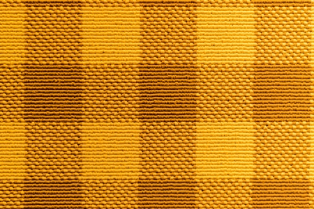 Orange square background texture pattern. Stock Photo