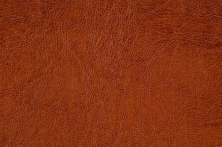 Primer de la textura de cuero marrón Foto de archivo - 62236613