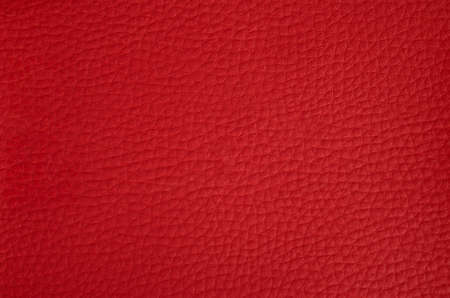 red leather texture: Closeup of  red leather texture