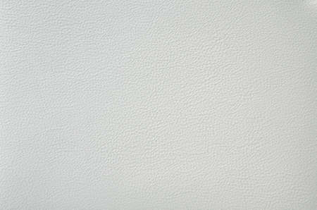 Gros plan blanc texture de cuir