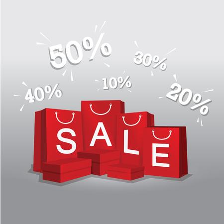 combo: Combo sales shopping beg
