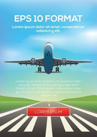 Flugreisen Standard-Bild - 47669668