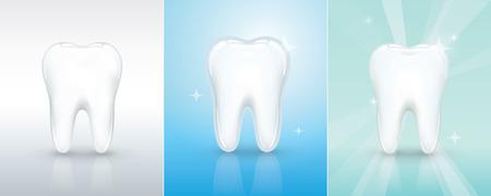 Gesunde Zähne  Standard-Bild - 47669672