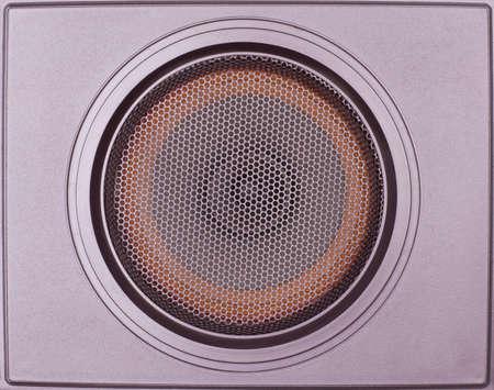 Stereo music audio equipment bass sound speaker