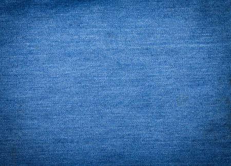 mezclilla: pantalones vaqueros azul Foto de archivo