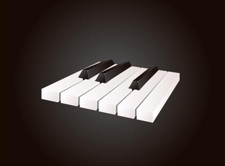 piano keyboard:   piano keyboard
