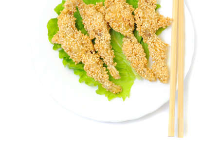 yi mein: traditional chinese cuisine Stock Photo