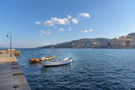 Porto Santo Stefano, tuscany, italy