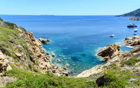 Giglio island, province of Grosseto, tuscany, italy