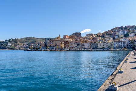 Porto Santo Stefano, seaport town of Monte Argentario, tuscany, italy