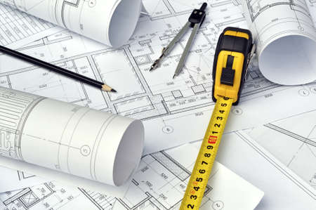 drawings image: Image of several drawings for the project engineer jobs