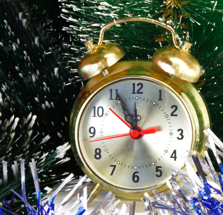 year's eve: New year s eve  Before the New year five minutes