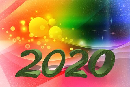 Abstract background for happy new year Фото со стока