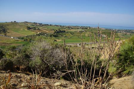 Agrigento, Sicilië Vallei van de Tempels