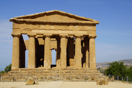 Agrigento, Sicily, Valley of the Temples
