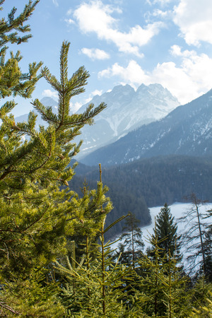 Actively experience the mountains in Austria Tirol photo