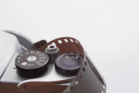 35mm: Old 35mm Film Camera