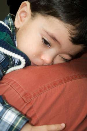 shoulder problem:  crying on a Shoulder