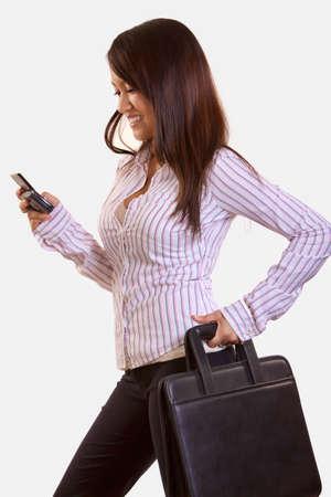 filipina: Young asian woman model Stock Photo