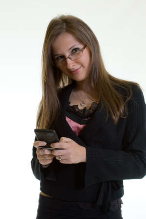 Beautiful twenties caucasian woman Stock Photo - 12068118