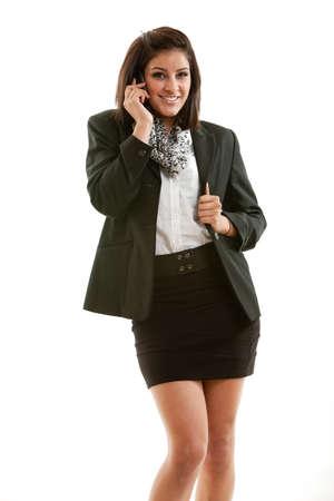 Beautiful twenties hispanic woman Stock Photo - 12068139