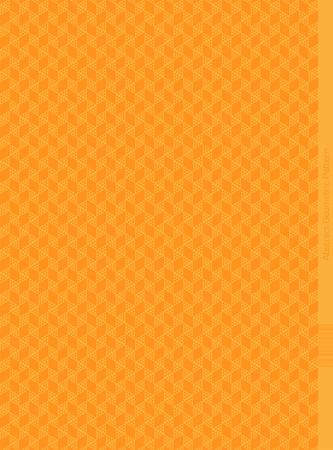Yellow Geometric Shape Background