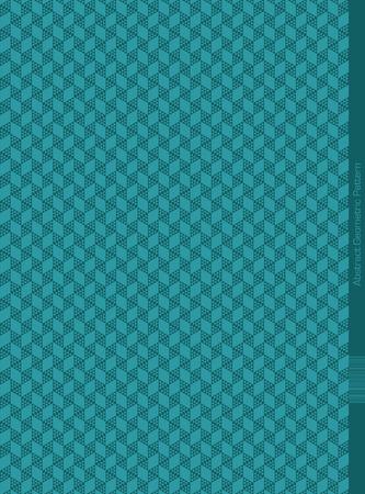 Blue Geometric Shape Background Ilustração
