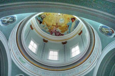 nave: Nave Central de la Iglesia de San Rafael del Norte Editorial