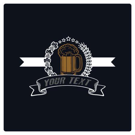 vintage: Vintage Bear logo.