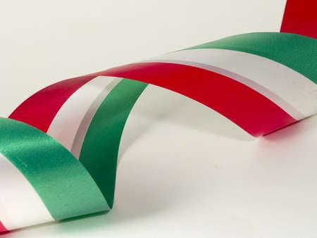 Italian ribbon 3 photo