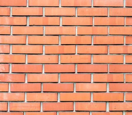 texture orange brick wall Stok Fotoğraf - 110892463