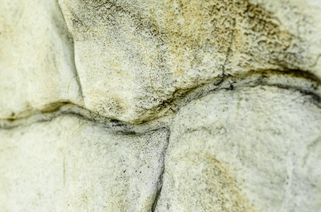 texture of a stone wall closeup