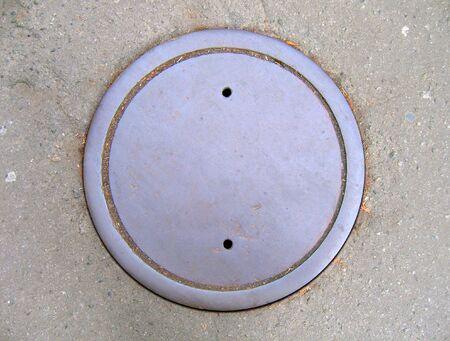 Metall plate .Texture photo