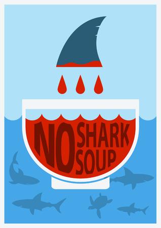 poacher: Stop shark finning.